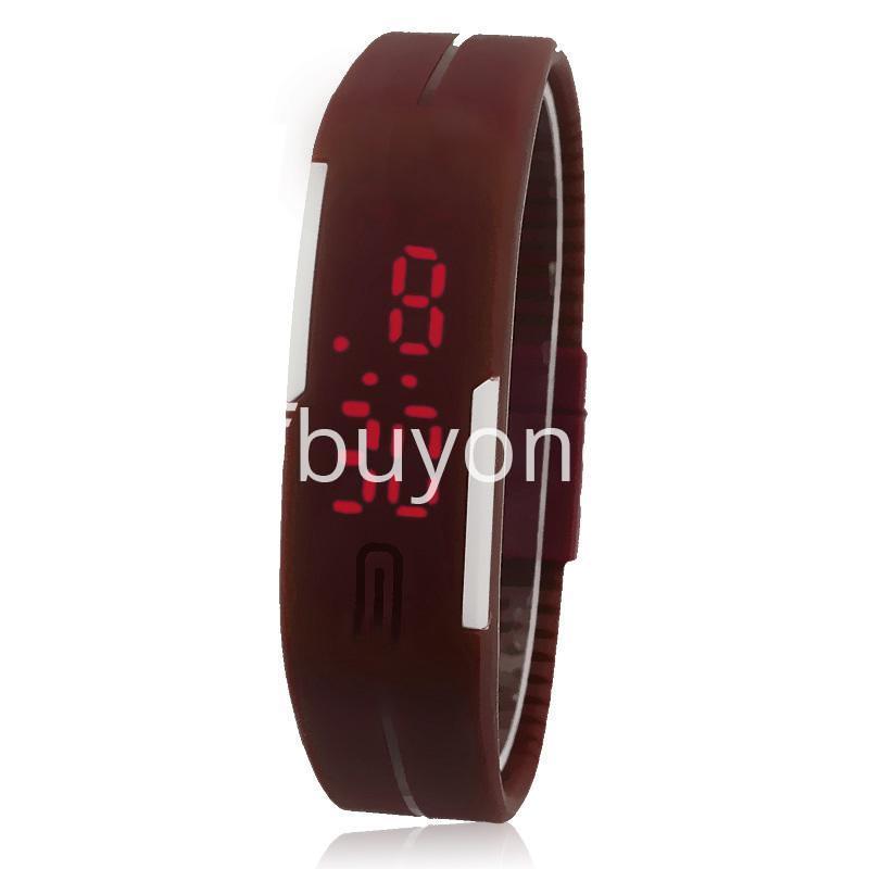 new ultra thin digital led sports watch men watches special best offer buy one lk sri lanka 23342 - New Ultra Thin Digital LED Sports Watch