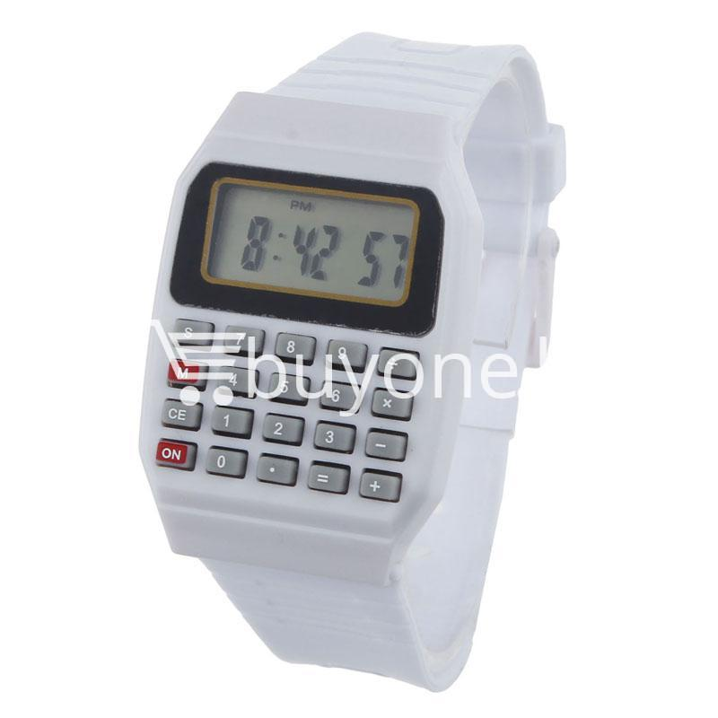 novel design multi purpose calculator watch childrens watches special best offer buy one lk sri lanka 08614 2 - Novel Design Multi Purpose Calculator Watch