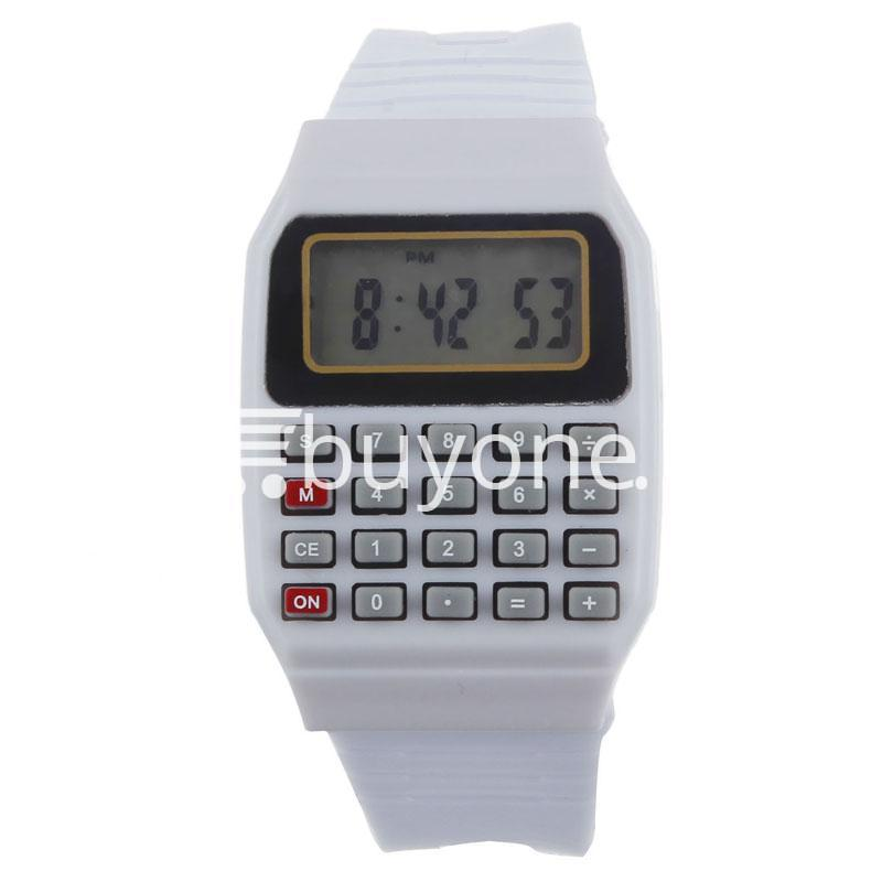 novel design multi purpose calculator watch childrens watches special best offer buy one lk sri lanka 08614 - Novel Design Multi Purpose Calculator Watch