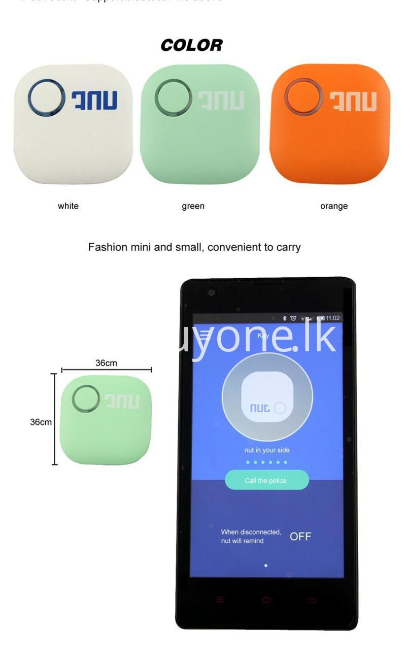 nut smart wireless bluetooth keyphoneanything finder tracker for iphone htc sony samsung more mobile phone accessories special best offer buy one lk sri lanka 26434 1 - Nut Smart Wireless Bluetooth Key/Phone/Anything Finder Tracker For iPhone, HTC, Sony, Samsung, More