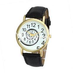 spiral design pattern quartz wrist watch watch store special best offer buy one lk sri lanka 09052 247x247 - Spiral Design Pattern Quartz Wrist Watch