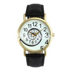 spiral design pattern quartz wrist watch watch store special best offer buy one lk sri lanka 09053 247x247 - Spiral Design Pattern Quartz Wrist Watch