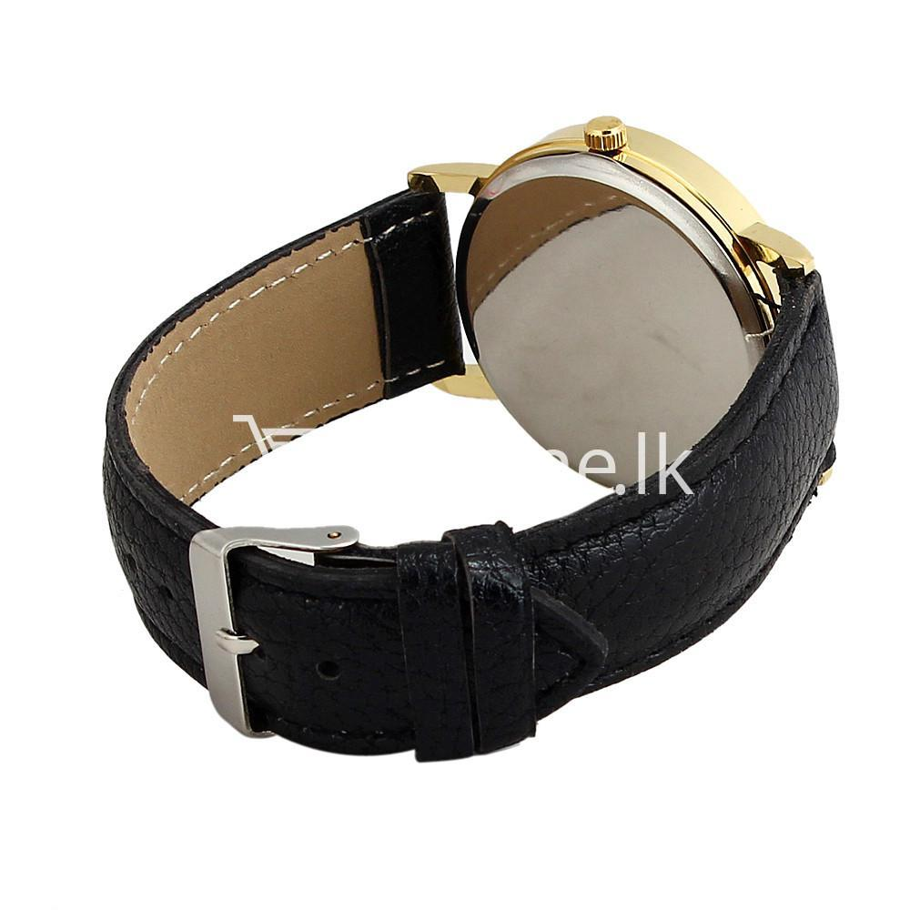 spiral design pattern quartz wrist watch watch store special best offer buy one lk sri lanka 09056 1 - Spiral Design Pattern Quartz Wrist Watch