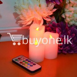 wireless romantic luma color changing candles for party birthday christmas valentine home and kitchen special best offer buy one lk sri lanka 42165 247x247 - Wireless Romantic Luma Color Changing Candles For Party, Birthday, Christmas, Valentine