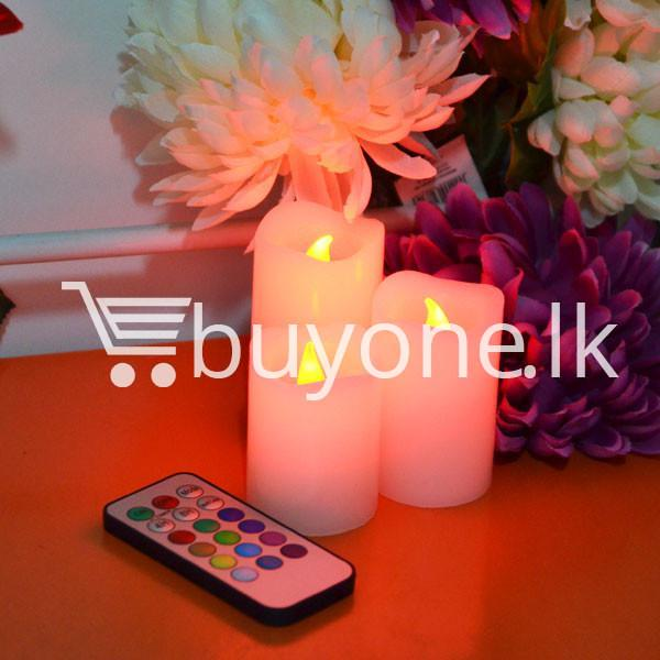 wireless romantic luma color changing candles for party birthday christmas valentine home and kitchen special best offer buy one lk sri lanka 42168 Wireless Romantic Luma Color Changing Candles For Party, Birthday, Christmas, Valentine