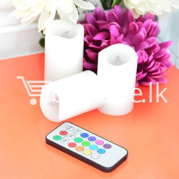 wireless romantic luma color changing candles for party birthday christmas valentine home and kitchen special best offer buy one lk sri lanka 42169 1 Wireless Romantic Luma Color Changing Candles For Party, Birthday, Christmas, Valentine