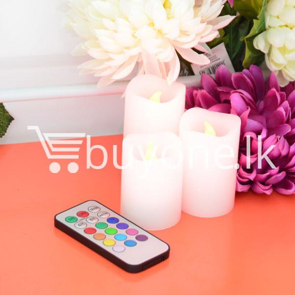 wireless romantic luma color changing candles for party birthday christmas valentine home and kitchen special best offer buy one lk sri lanka 42169 Wireless Romantic Luma Color Changing Candles For Party, Birthday, Christmas, Valentine