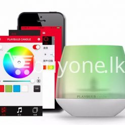 wireless smart led playbulb electric candle night light for iphone htc samsung home and kitchen special best offer buy one lk sri lanka 72412 247x247 - Wireless Smart LED Playbulb Electric Candle night light For iPhone, HTC, Samsung