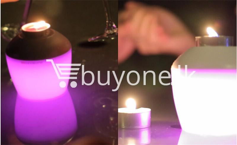 wireless smart led playbulb electric candle night light for iphone htc samsung home and kitchen special best offer buy one lk sri lanka 72415 3 - Wireless Smart LED Playbulb Electric Candle night light For iPhone, HTC, Samsung