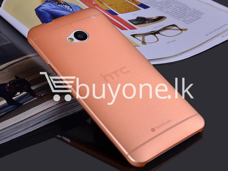 0.29mm ultra thin translucent slim soft mobile phone case for htc one m7 mobile phone accessories special best offer buy one lk sri lanka 13386 2 - 0.29mm Ultra thin Translucent Slim Soft Mobile Phone Case For HTC One M7