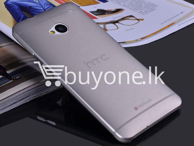 0.29mm ultra thin translucent slim soft mobile phone case for htc one m7 mobile phone accessories special best offer buy one lk sri lanka 13386 - 0.29mm Ultra thin Translucent Slim Soft Mobile Phone Case For HTC One M7