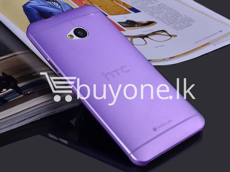 0.29mm ultra thin translucent slim soft mobile phone case for htc one m7 mobile phone accessories special best offer buy one lk sri lanka 13387 - 0.29mm Ultra thin Translucent Slim Soft Mobile Phone Case For HTC One M7