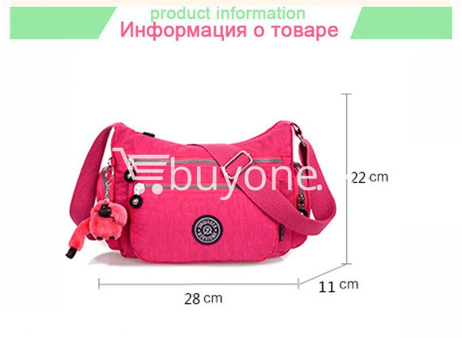 2016 Original Multi Color Waterproof Kipling Shoulder Bags Design 625adbf9d3