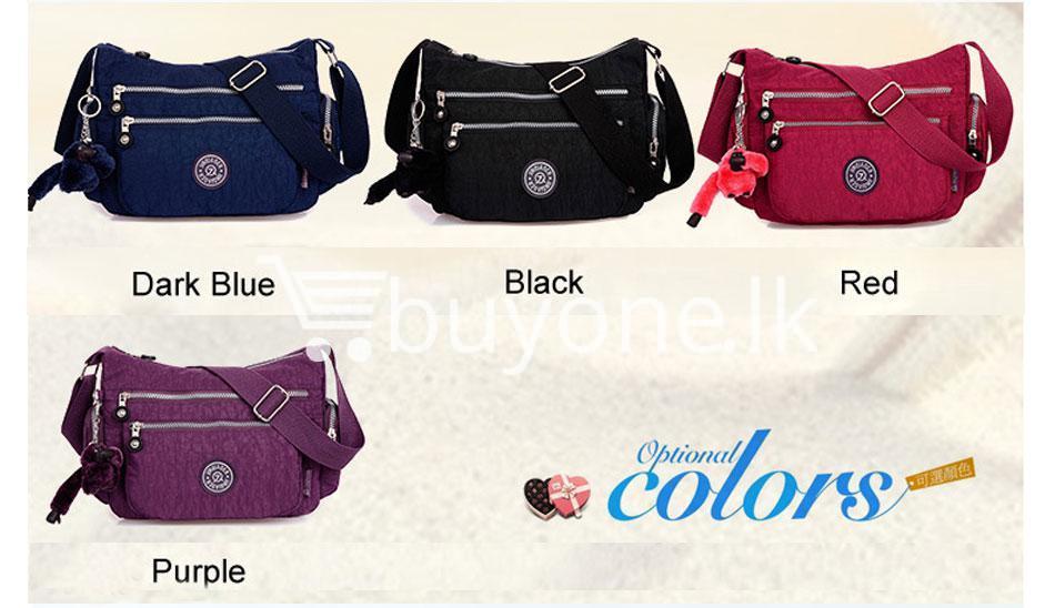 2016 original waterproof kipling shoulder bags accessories special best offer buy one lk sri lanka 31089 2 - 2016 Original Multi Color Waterproof Kipling Shoulder Bags Design