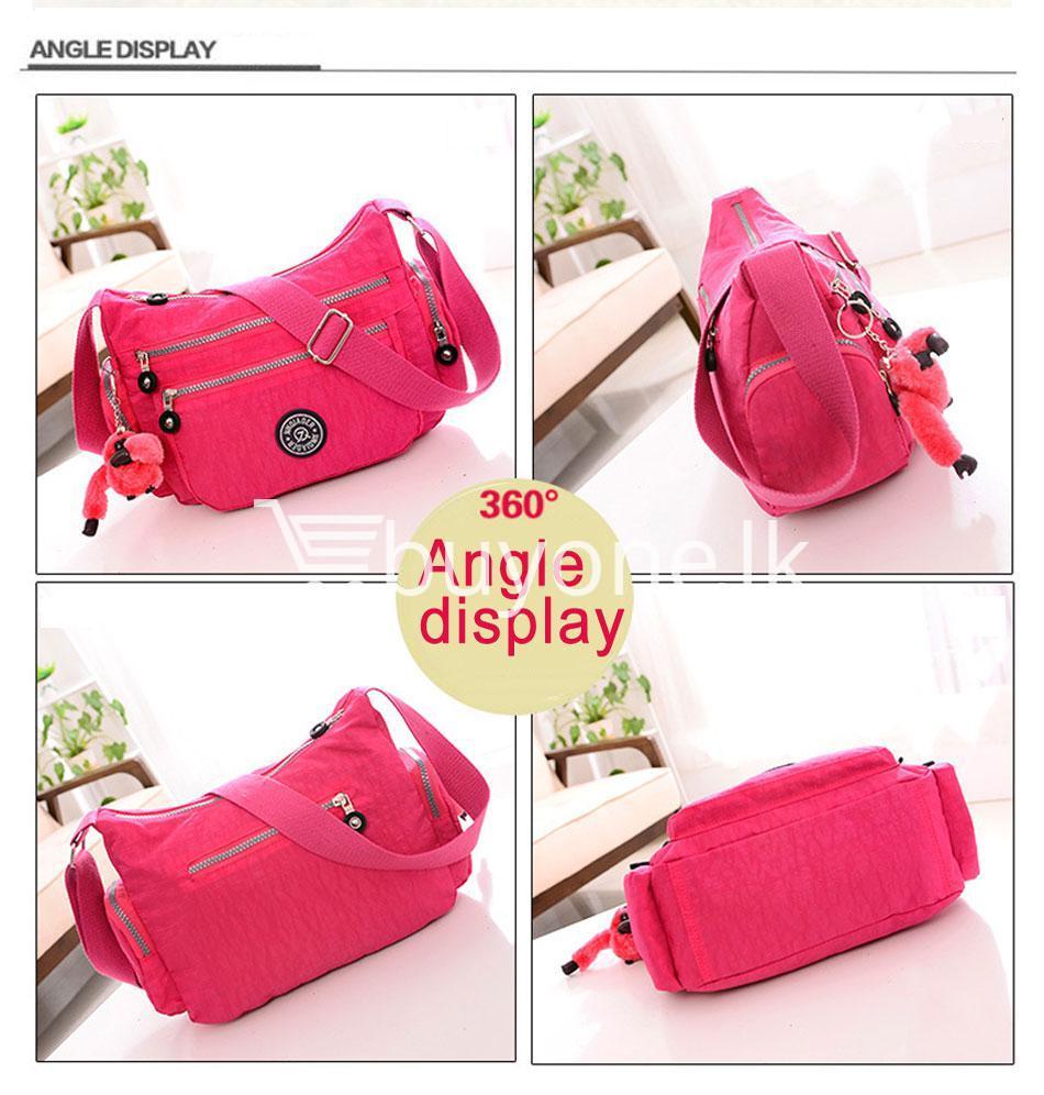 2016 original waterproof kipling shoulder bags accessories special best offer buy one lk sri lanka 31090 1 - 2016 Original Multi Color Waterproof Kipling Shoulder Bags Design