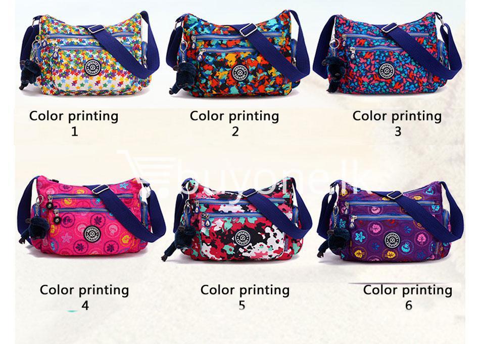 2016 original waterproof kipling shoulder bags accessories special best offer buy one lk sri lanka 31090 - 2016 Original Multi Color Waterproof Kipling Shoulder Bags Design