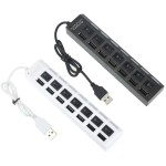 7 ports led usb high speed hub with power switch for laptop computer mobile-phone-accessories special best offer buy one lk sri lanka 03048.jpg