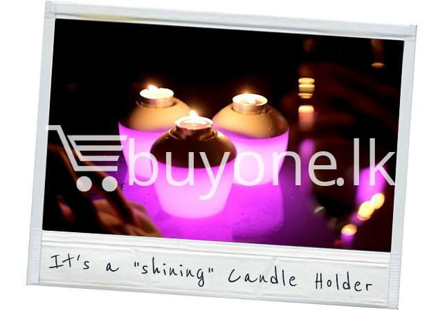 automatic iphone android controlled wireless led electric candle light home and kitchen special best offer buy one lk sri lanka 86990 1 Automatic iPhone Android Controlled Wireless LED Electric Candle Light