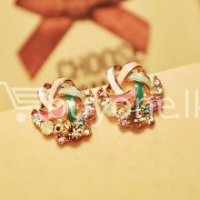 2016 new upscale temperament rhinestone stud earrings jewelry earrings special best offer buy one lk sri lanka 63034  Online Shopping Store in Sri lanka, Latest Mobile Accessories, Latest Electronic Items, Latest Home Kitchen Items in Sri lanka, Stereo Headset with Remote Controller, iPod Usb Charger, Micro USB to USB Cable, Original Phone Charger   Buyone.lk Homepage