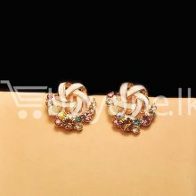 2016 new upscale temperament rhinestone stud earrings jewelry earrings special best offer buy one lk sri lanka 63035  Online Shopping Store in Sri lanka, Latest Mobile Accessories, Latest Electronic Items, Latest Home Kitchen Items in Sri lanka, Stereo Headset with Remote Controller, iPod Usb Charger, Micro USB to USB Cable, Original Phone Charger   Buyone.lk Homepage