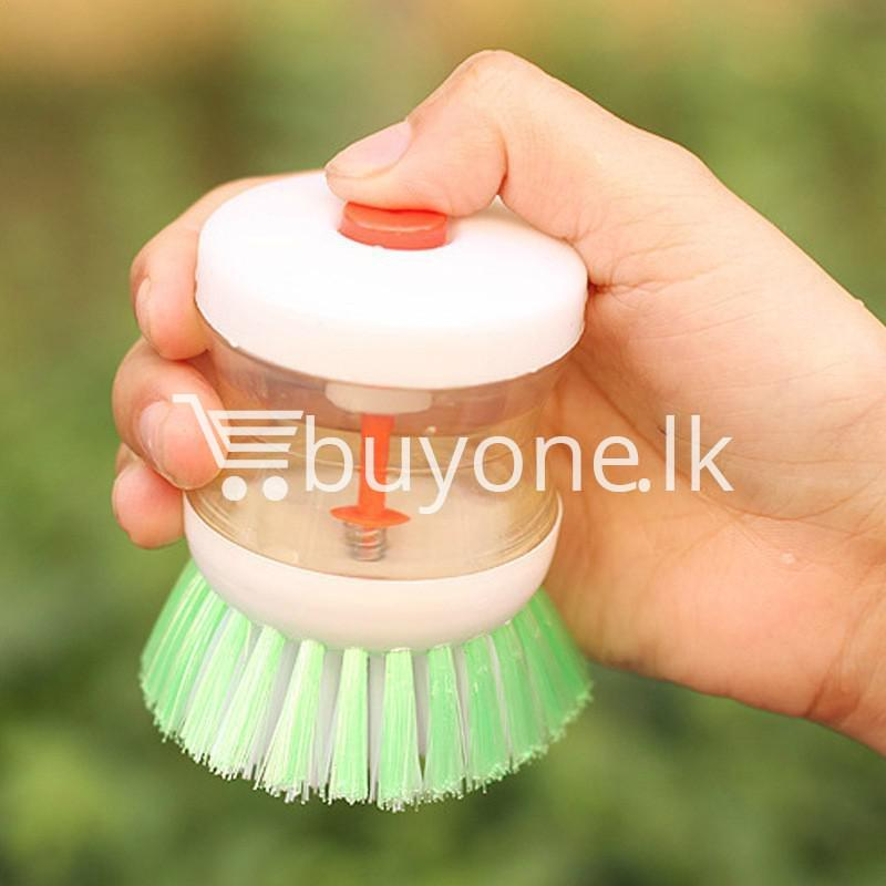 automatic washing brush for non sticky pans dishes home and kitchen special best offer buy one lk sri lanka 35043 - Automatic Washing Brush For Non Sticky Pans, Dishes