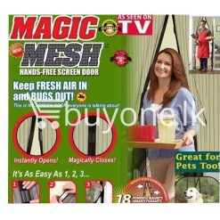 magnetic magic mesh–hands free screen door as seen on tv avurudu best deals offers send gifts sri lanka buy one lk 247x247 - Magnetic Magic Mesh – Hands Free Screen Door As Seen On TV