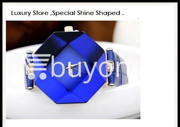new 2016 cocodesign blue stone crystal quartz watch watch store special best offer buy one lk sri lanka 87023 1 - New 2016 CocoDesign Blue Stone Crystal Quartz Watch
