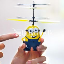 new arrival flying helicopter toy minion despicable me with free remote baby care toys special best offer buy one lk sri lanka 86086 1 247x247 - New Arrival : Flying Helicopter Toy Minion Despicable Me with Free Remote