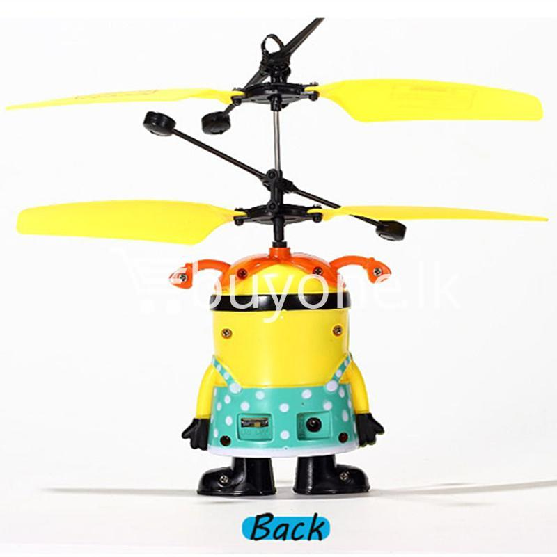 Best Flying Toys : Best deal new arrival flying helicopter toy minion