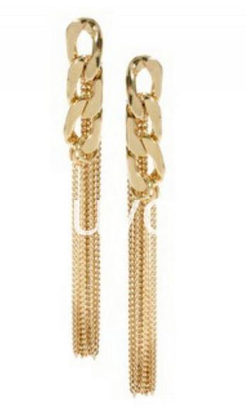 new fashion women gold plated drop earrings earrings special best offer buy one lk sri lanka 62174 - New Fashion Women Gold Plated Drop Earrings
