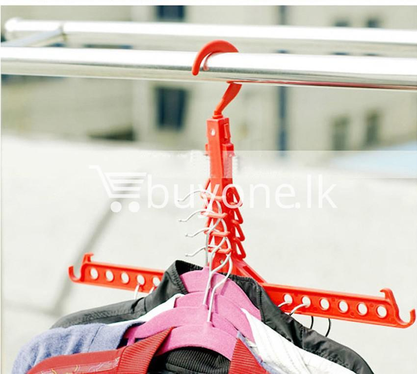 new portable foldable magic multi purpose clothes hanger household appliances special best offer buy one lk sri lanka 37397 - NEW Portable Foldable Magic Multi-Purpose Clothes Hanger