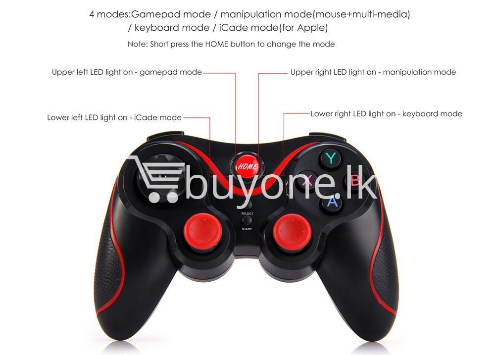 professional wireless gaming gamepad controller for samsung htc oneplus tablet pc tv box smartphone mobile phone accessories special best offer buy one lk sri lanka 44741 1 Professional Wireless Gaming Gamepad Controller For Samsung, HTC, OnePlus, Tablet, PC, TV Box, Smartphone