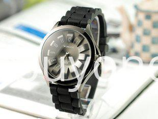 womage top selling brand sunflower quartz silicone watch watch store special best offer buy one lk sri lanka 84921 1 - Womage Top Selling Brand Sunflower Quartz Silicone Watch