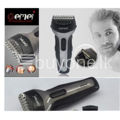 gemei rechargeable shaver gm 9003 warranty best deals offer online shopping send gifts sri lanka buy one lk ikman deals 247x247 - Gemei Rechargeable Shaver (GM-9003) with Warranty