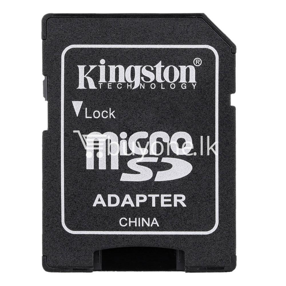 32gb kingston memory card micro sd class 10 sdhc with adapter mobile phone accessories special best offer buy one lk sri lanka 23395 - 32GB Kingston Memory Card Micro SD Class 10 SDHC with Adapter