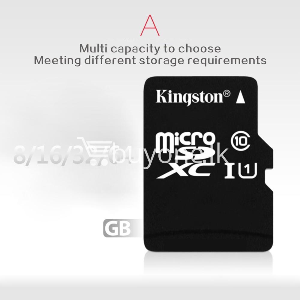 32gb kingston memory card micro sd class 10 sdhc with adapter mobile phone accessories special best offer buy one lk sri lanka 23402 - 32GB Kingston Memory Card Micro SD Class 10 SDHC with Adapter