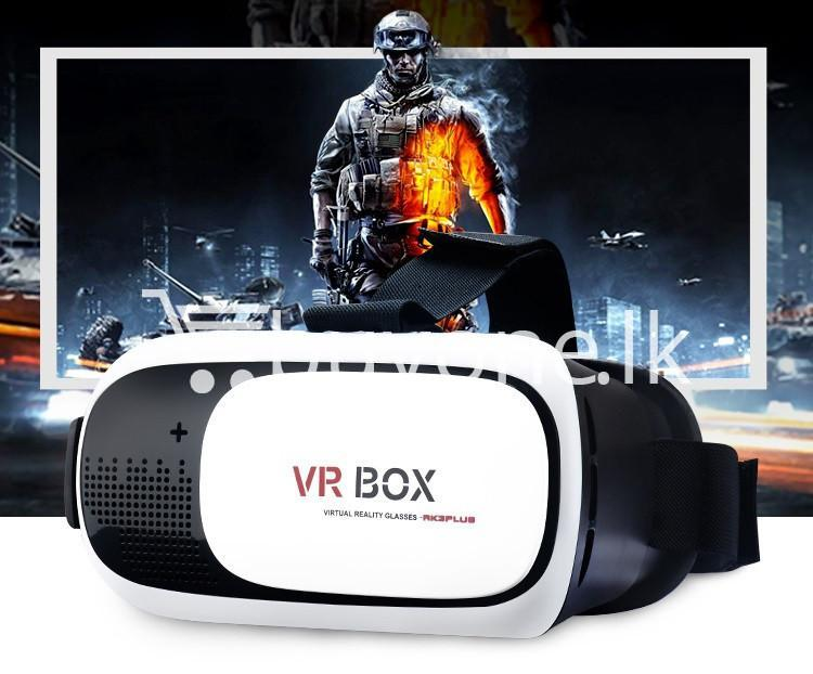 3d virtual reality box for iphones smartphones mobile phone accessories special best offer buy one lk sri lanka 56289 3D Virtual Reality Box for iPhones & Smartphones