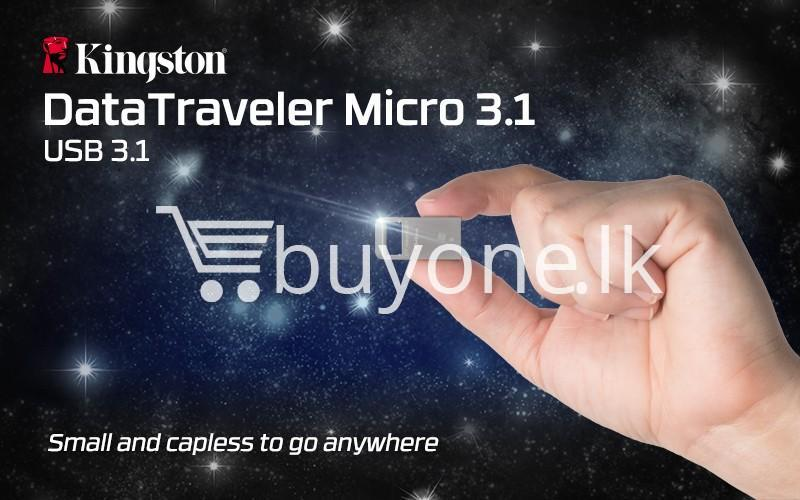 64gb kingston usb 3.0 data traveler micro 3.1 flash pen drive computer store special best offer buy one lk sri lanka 43540 - 64GB Kingston USB 3.0 Data Traveler Micro 3.1 Flash Pen drive