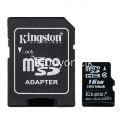 8gb kingston micro sd card memory card with adapter mobile phone accessories special best offer buy one lk sri lanka 24547 247x247 - 8GB Kingston Micro SD Card Memory Card with Adapter