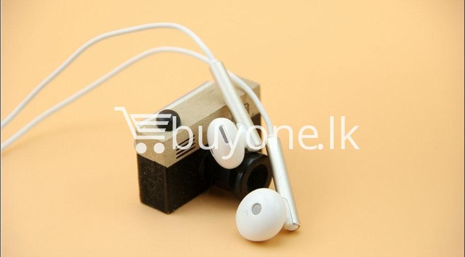 huawei earphone am116 in ear headset with microphone mobile phone accessories special best offer buy one lk sri lanka 90176 - Huawei Earphone  AM116 In-Ear Headset with Microphone