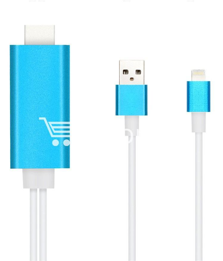 iphone hdmi 1080p hdtv cable for iphone 55s66plus6s6splusipad mobile phone accessories special best offer buy one lk sri lanka 25738 - iPhone HDMI 1080p HDTV Cable For iPhone 5/5S/6/6plus/6S/6SPlus/ipad