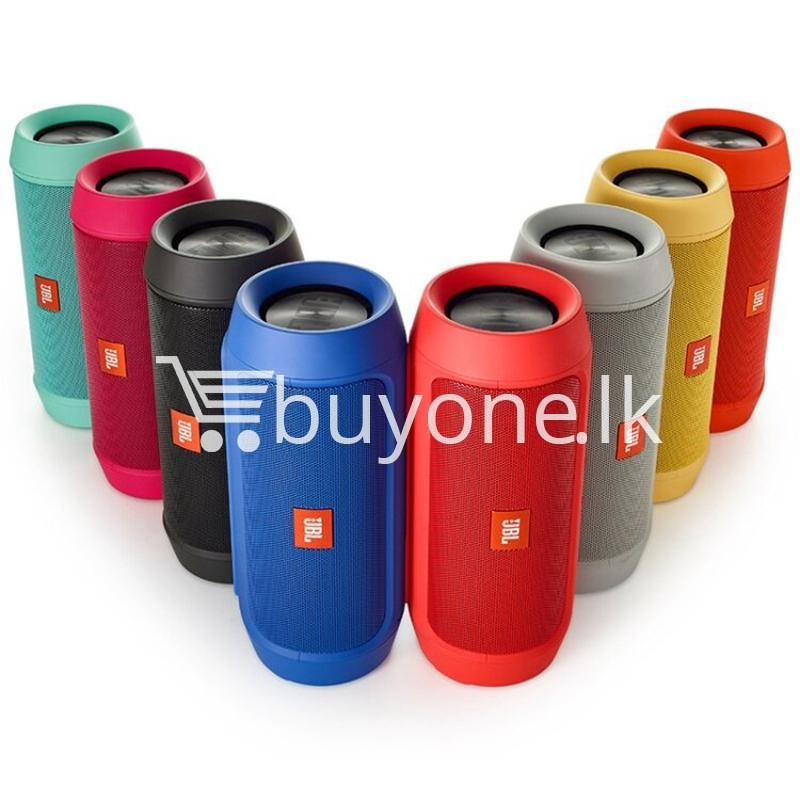 JBL Charge 2 Portable Bluetooth Speaker With USB Charger