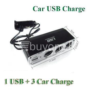 new triple socket 3 ways with usb car charger cigarette lighter power adapter splitter automobile-store special best offer buy one lk sri lanka 22632.jpg