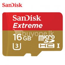 original 16gb sandisk extreme microsdhc uhs i memory card with adapter camera store special best offer buy one lk sri lanka 83816  Online Shopping Store in Sri lanka, Latest Mobile Accessories, Latest Electronic Items, Latest Home Kitchen Items in Sri lanka, Stereo Headset with Remote Controller, iPod Usb Charger, Micro USB to USB Cable, Original Phone Charger   Buyone.lk Homepage