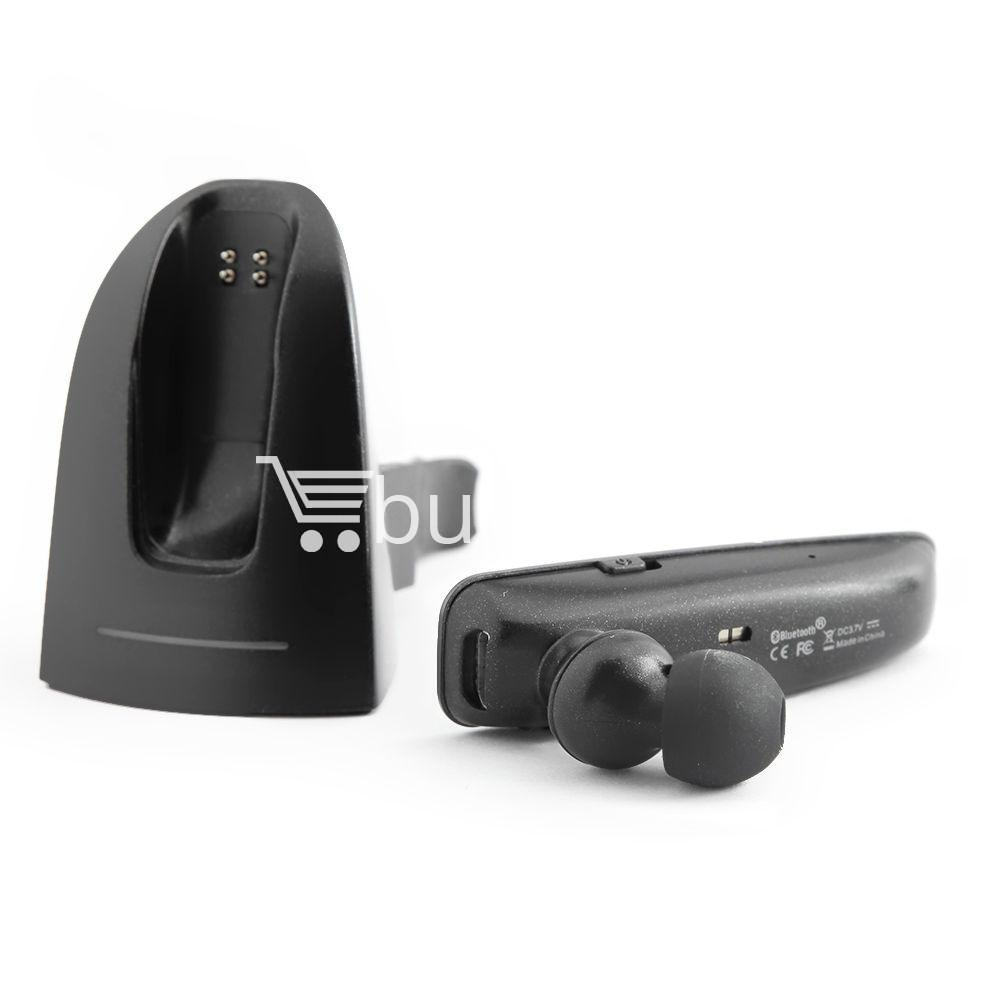 Original New Roman Wireless Car Bluetooth Headset - BuyOne.lk - Online Shopping