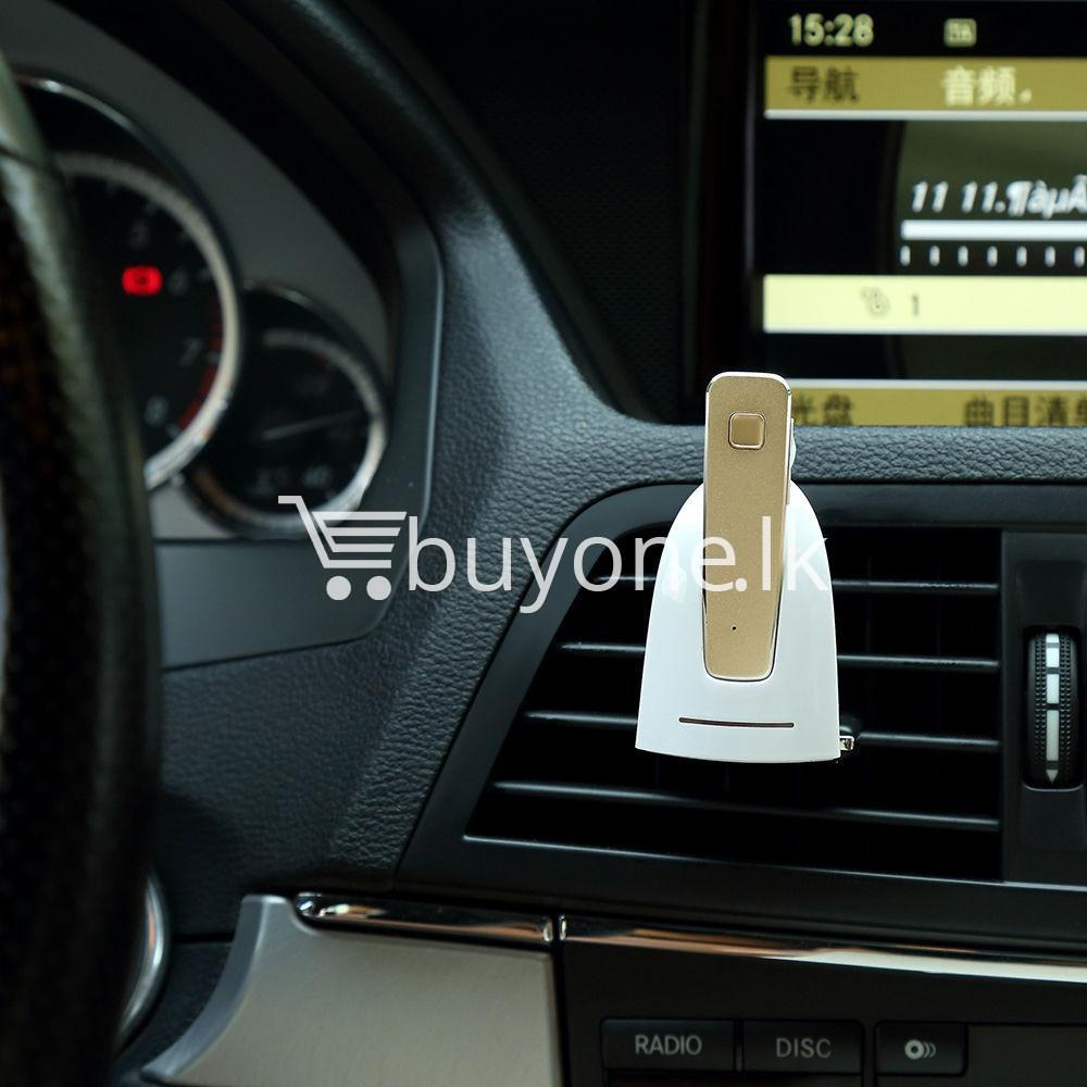 original new roman wireless car bluetooth headset mobile phone accessories special best offer buy one lk sri lanka 72615 Original New Roman Wireless Car Bluetooth Headset