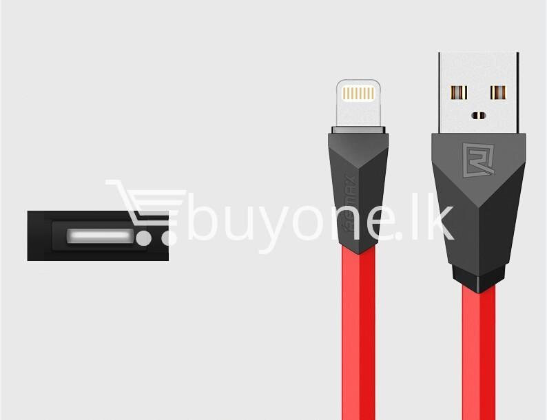 original remax alien series mobile phone cable fast charging data sync cable mobile phone accessories special best offer buy one lk sri lanka 24973 - Original Remax Alien Series Mobile Phone Cable Fast Charging Data Sync Cable