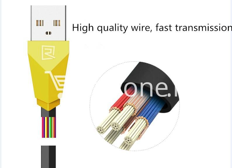 original remax alien series mobile phone cable fast charging data sync cable mobile phone accessories special best offer buy one lk sri lanka 24978 - Original Remax Alien Series Mobile Phone Cable Fast Charging Data Sync Cable