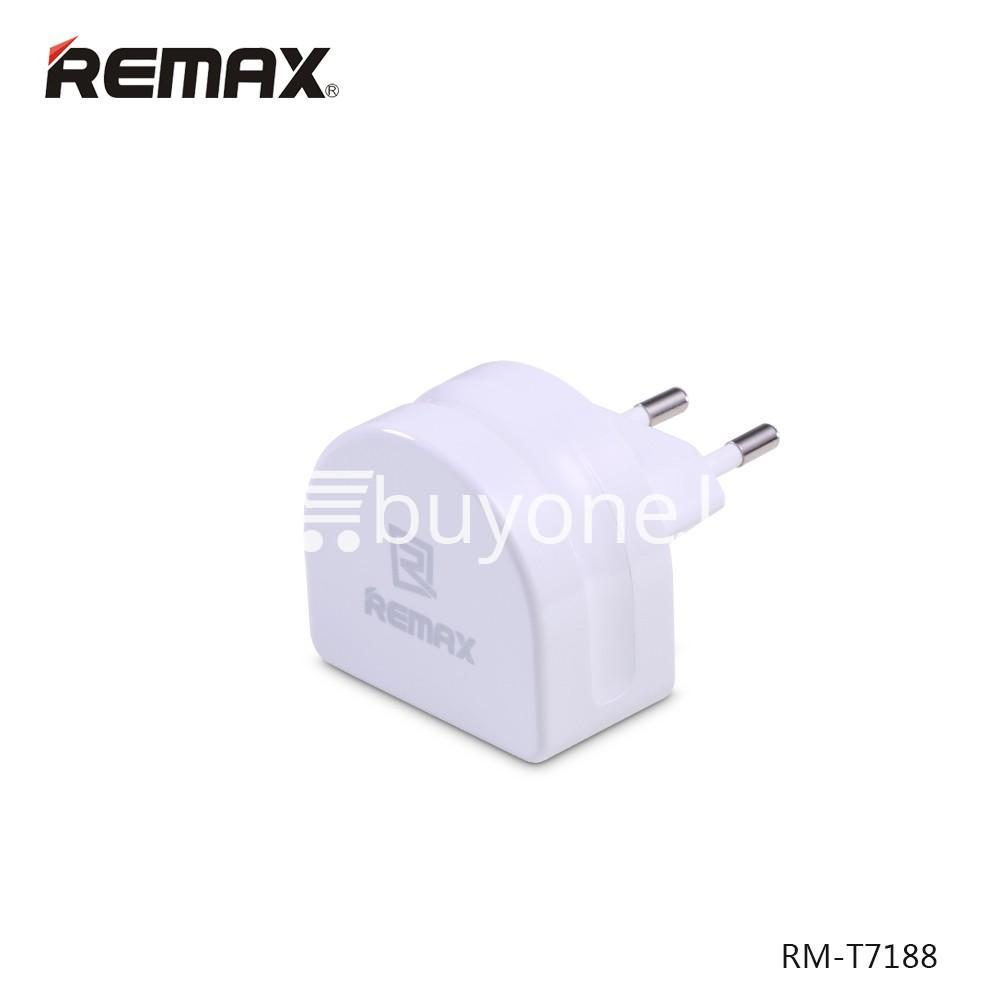 original remax moon wall charger eu usa uk plug for ipad iphone samsung huawei xiaomi mobile phone accessories special best offer buy one lk sri lanka 27001 - Original Remax Moon Wall Charger EU USA UK Plug For iPad iPhone Samsung Huawei Xiaomi