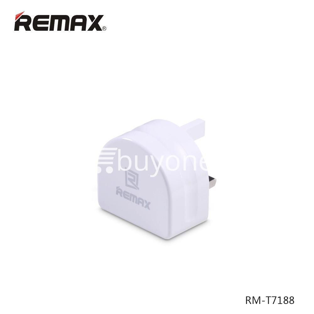 original remax moon wall charger eu usa uk plug for ipad iphone samsung huawei xiaomi mobile phone accessories special best offer buy one lk sri lanka 27003 - Original Remax Moon Wall Charger EU USA UK Plug For iPad iPhone Samsung Huawei Xiaomi